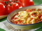 Pappardelle with Cabbage and Tomatoes recipe