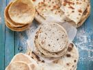 Paratha and Naan Breads recipe