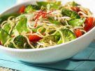 Pasta and Vegetable Stir Fry recipe