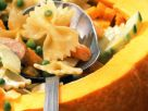 Pasta Salad with Pumpkin recipe