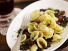 Pasta with Balsacimo-lentils recipe