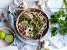 Pasta with Cauliflower Sauce recipe