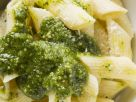 Pasta with Pesto Alla Genovese recipe