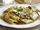 Pasta with Porcini Mushroom Sauce recipe