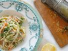 Pasta with Salmon and Asparagus recipe