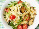 Pasta with Shitake Mushroom Sauce recipe