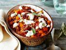 Pasta with Sun-Dried Tomato and Pumpkin recipe