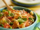 Pasta with Tuna and Tomato Sauce recipe