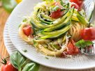 Pasta with Zucchini and Tomatoes recipe