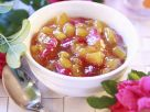 Stone Fruit and Floral Compote recipe