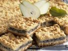 Pear Crumble with Poppy Seeds recipe