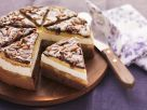 Pear Meringue Cake with Pine Nuts recipe
