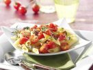 Penne with Cherry Tomatoes recipe