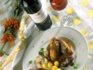 Pheasant with Chestnuts recipe