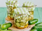 Pickled Cucumbers recipe