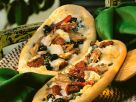 Pizza with Tuna and Olives recipe