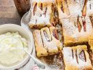 Plum Cake with Cardamom recipe