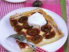 Plum Cheesecake recipe