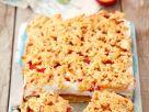 Plum Crumble Cake recipe