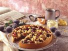 Plum Crumble Cake recipe