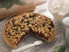 Plum Pie with Crumble recipe
