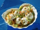 Poached Plaice Rolls recipe