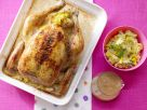 Polenta Stuffed Chicken recipe
