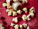 Popcorn and Cranberry Garland recipe