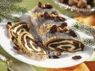 Poppy Seed Roll with Nut Filling recipe