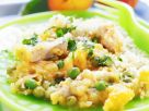 Pork and Apricot Rice for Children recipe