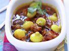Pork and Green Onion Stew recipe