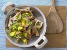 Pork and Leek Stir-Fry recipe