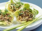 Pork and Noodle Salad Wraps recipe