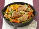 Pork and Vegetable Stir Fry recipe