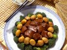 Pork Belly with Chestnuts recipe