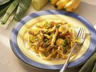 Pork Curry with Spaetzle recipe
