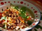 Pork Fillet and Peanut Salad recipe