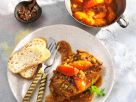 Pork Steaks with Apricot Sauce recipe