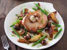 Pork Steaks with Potatoes recipe