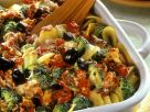 Potato and Black Olive Bake recipe