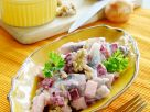 Potato and Herring Salad recipe