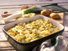 Potato and Leek Gratin recipe