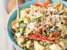 Potato and Lentil Salad with Zucchini recipe