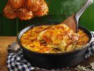 Potato and Onion Gratin recipe
