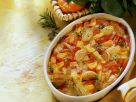 Potato and Pepper Gratin recipe