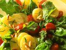 Potato Arugula Salad recipe