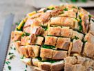 Potato Bread with Chives and Cheese recipe