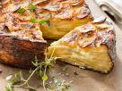 Potato Cheesecake recipe