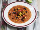 Potato, Chilli, and Bean Soup recipe