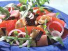 Potato Eggplant Salad recipe
